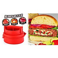 Gift Groomsman Stufz Stuffed Burger Press Maker Grill Patties Kitchen Tools Grill Plate