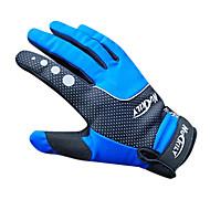NUCKILY® Sports Gloves Cycling Gloves Bike Gloves Keep Warm / Anti-skidding / Waterproof / Windproof Full-finger GlovesCycling