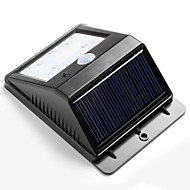 4 Bright LED Wireless Solar Powered Kinkiet czujnika ruchu