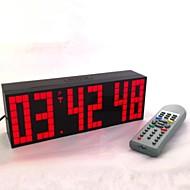 Kosda Chihai® Digital Large Big Jumbo LED Alarm Clock Remote Control Countdown Countup Timer Snooze