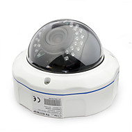 Cotier® IPc-537/T13 Dome IP Network Camera 1.3MP Wi-Fi Protected Setup Waterproof