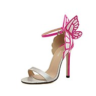 Women's Stiletto Heel  Sandals with Buckle and Bowknot  Shoes (More Colors)