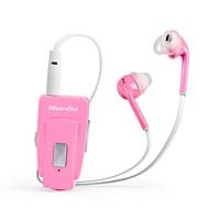 bluedio® eh auriculares de Bluetooth 4.0 en el oído con micrófono con clip multipunto emparejamiento para el iphone 6/6 más