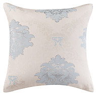 AnTi™ Polyester Pillow Cover Floral Traditional/Classic