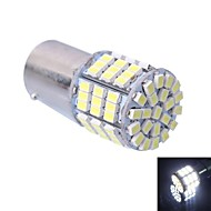 1156 / BA15S 7.5W 480LM 85x3020 SMD White LED for Car Steering Light / Backup / Brake Light (DC12V, 1Pcs)