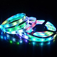 5M 5050 SMD WS2811 Symphony RGB WaterProof LED Strip Lights with 150 LEDs (12V)