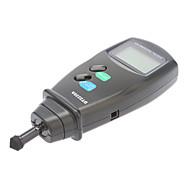 professionele digitale contact toerenteller 50mm-500mm metrische / lineaire snelheid (0,5 ~ 19,999rpm, 0,1 tpm)