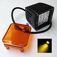 18W 12/24V CREEChip LED Work Light LED 814 for Cars or Trucks