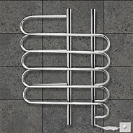 Towel Warmer Stainless Steel Wall Mounted 800*600*130mm Stainless Steel Contemporary