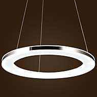 UMEI™ 15w Modern/Contemporary LED Metal Pendant Lights