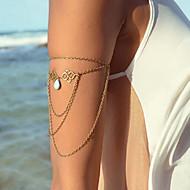 Dames Bedelarmbanden Uniek ontwerp Modieus Legering Drop Sieraden Bronzen Sieraden Voor Feest Dagelijks Causaal 1 stuks