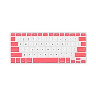 """Dual Color Protective Keyboard Cover for 13.3"""" Macbook Air/Pro/Pro with Retina Display (Assorted Colors)"""