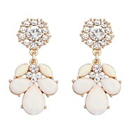 European Style Sweet Flower Earrings(More Colors)
