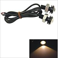 אור ערפל/אורות יום/תאורת לוח רישוי - לד 4300K זרקור)