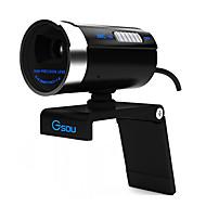 Gsou a20 alta definizione di computer UVC webcam con microfono