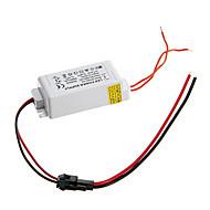 0.3a 4-7w dc 10-25v para motorista fonte de alimentação AC 85-265V externo corrente constante para a lâmpada de painel conduzido