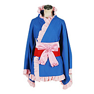 Gintama Kyubei Yagyu 02 Cosplay Costume