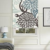 Стиль живописи хризантемы ролик тени