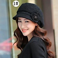 Women's New Fashion Winter Woolen Hat