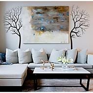jiubai ™ strom zeď nálepka Lepicí obraz na stěnu