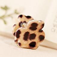 Cute Little Gripper Leopard Hair Claws