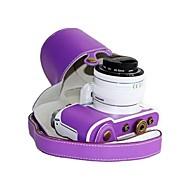 עור dengpin® דפוס ליצ'י המצלמה מגן למקרה שהתיק כיסוי לחייב סגנון NX3000 samsung