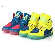 MEISJE - Noviteit - Modieuze sneakers ( Blauw/Roze )