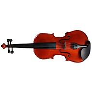 4/4 café bois massif populaire violon vl-03