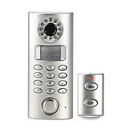 원격 컨트롤러와 DIY PSTN 자동 다이얼 카메라 홈 경보