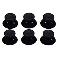 6 x Analog Stick Cap Replacement for Microsoft Xbox 360 Controller