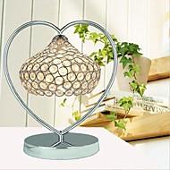 älskar form kristall bordslampa k9 kristall bordslampor säng vardagsrum kontors mini bordslampor