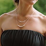 naisten yksinkertainen kaksinkertainen helminauha