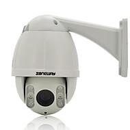 zoneway® all'aperto 1080p HD-SDI telecamera speed dome ir (4,5 pollici, zoom ottico 10x, 50m ir gamma)