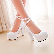 belles chaussures de mariée à double brides