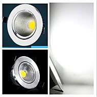 3W תאורת תקרה / תאורה לפאנלים מובנה 3 COB 300-350 lm לבן קר AC220 V