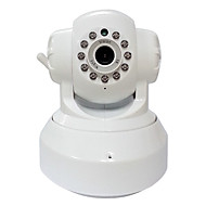 720P draadloze IP-camera met ondersteuning 32GB TF-kaart (H.264 CMOS, IR-cut, tweeweg audio)
