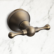 Robe Hook, Antique Brass Finish Wall-mounted,Bathroom Accessory(1018-J-29-2)