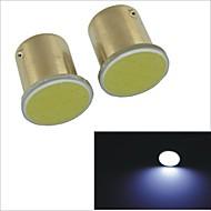 Carking™ 1156 1.7W 12-COB LED White Light Car Lamps(2PCS)