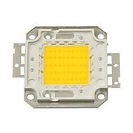 50W 4500lm 3000K meleg fehér LED-chip (30-35v)