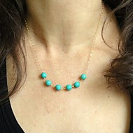 Women's Turquoise Necklace