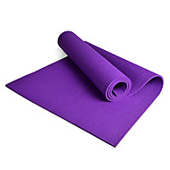 8MM PVC Solid Color Fitness Yoga Mat