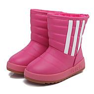 Støvler ( Brun/Lyserød/Rød ) - GIRL - Snestøvler