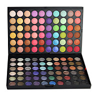 120 Eyeshadow Palette Dry / Matte / Shimmer / Mineral Eyeshadow palette Powder Large Daily Makeup / Party Makeup
