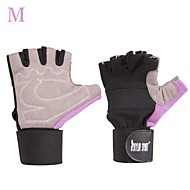 Weight lifting Gym Fitness Sports Gloves Workout Wrist Wrap Dumbbell Exercise