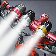 Luz Frontal para Bicicleta LED Cree T6 Ciclismo Prova-de-Água / Resistente ao Impacto 2000 Lumens USB Ciclismo / Viajar / motocycle
