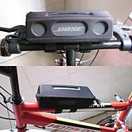 caja del filtro del negro eva duro carry viajes + bicicleta / bicicleta titular de montaje para el mini altavoz inalámbrico bluetooth SoundLink Bose