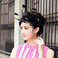 Celada Bandas de cabeza Casual/Oficina/Al Aire Libre Lino Mujer/Niña de flor Casual/Oficina/Al Aire Libre