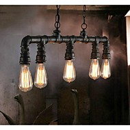 MAX 40W מנורות תלויות ,  מסורתי/ קלאסי / מנורה / גס / רטרו / וינטאג' צביעה מאפיין for סגנון קטן מתכתחדר שינה / חדר אוכל / מטבח / חדר