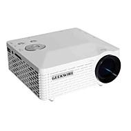 GEEKWIRE® LP-6 LCD Mini Projector QVGA (320x240) 500 Lumens LED 4:3/16:9