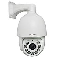 dvs. knytte høy hastighet dome kamera 30x optisk 1/3 sony OSD-menyen 650tvl utendørs vanntett PTZ-kamera